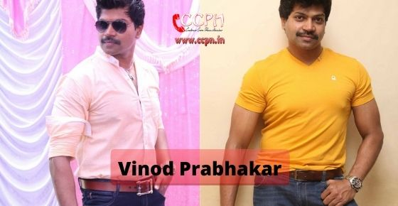 How to contact Vinod-Prabhakar