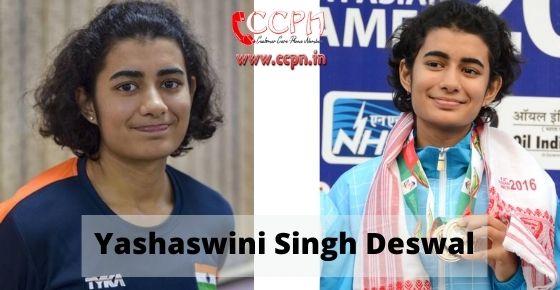 How to contact Yashaswini-Singh-Deswal