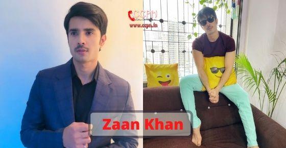 How to contact Zaan-Khan