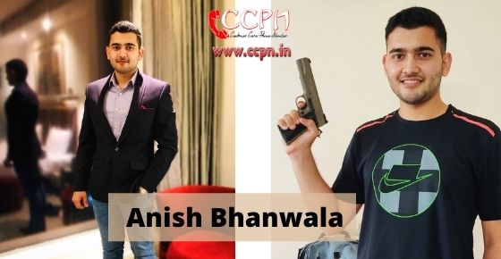 How to contact Anish-Bhanwala