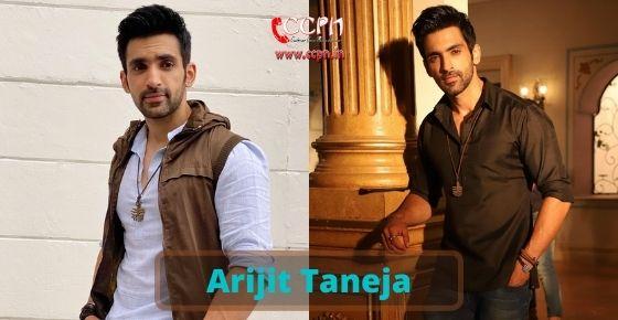 How to contact Arijit-Taneja