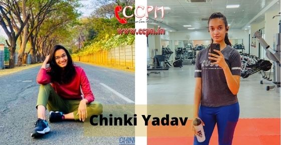 How to contact Chinki-Yadav