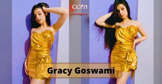 How to contact Gracy-Goswami