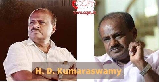 How to contact H.-D.-Kumaraswamy