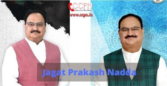 How to contact Jagat-Prakash-Nadda