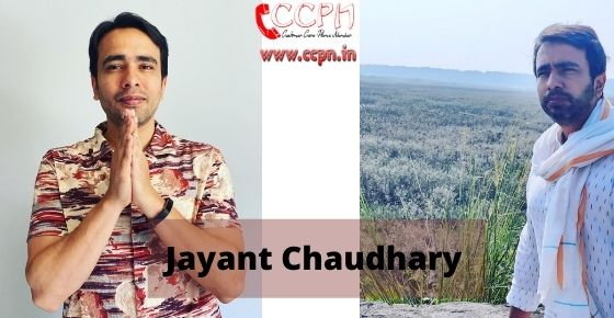 How to contact Jayant-Chaudhary