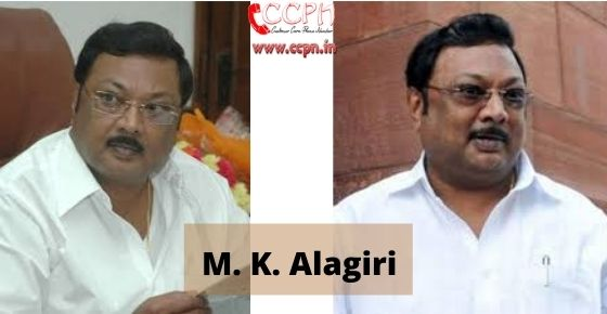 How to contact M.-K.-Alagiri