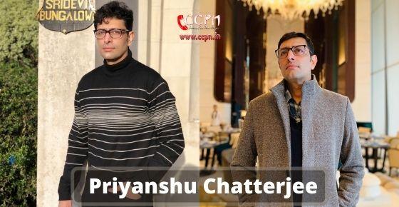 How to contact Priyanshu-Chatterjee