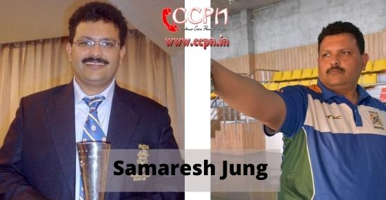 How to contact Samaresh-Jung